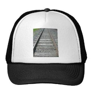 Railroad Tracks Trucker Hat