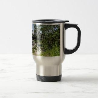 Railroad Trestle Coffee Mugs