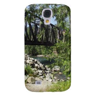Railroad Trestle Samsung Galaxy S4 Case