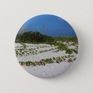 Railroad Vines on Boca I Pinback Button