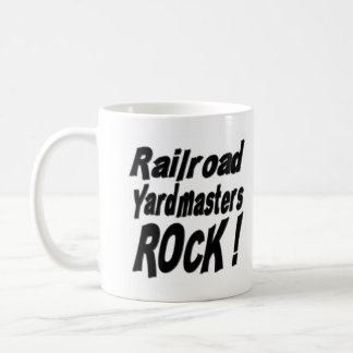 Railroad Yardmasters Rock! Mug