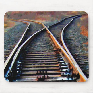 Railroadiana Alfombrilla De Ratón