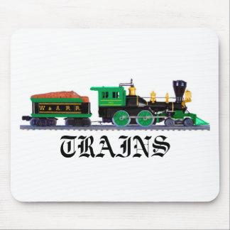 Railroadiana Alfombrillas De Ratón