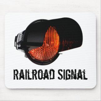 Railroadiana Alfombrillas De Raton