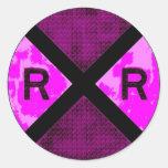 Railroadiana Etiquetas