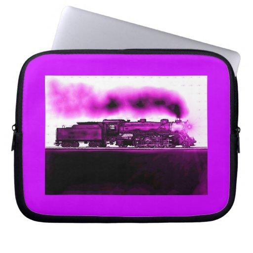 Railroadiana Item Computer Sleeves