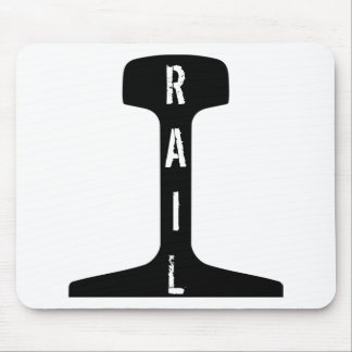Railroadiana Mousepads