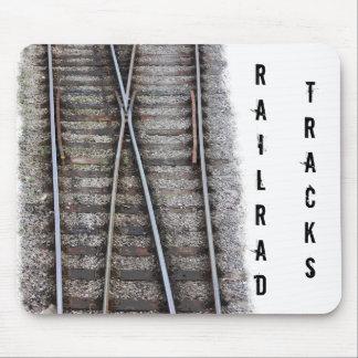 Railroadiana Tapete De Raton