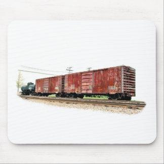 Railroadiana Tapete De Ratones