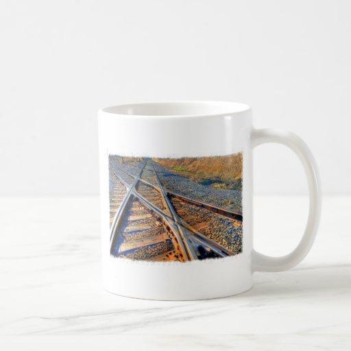 Railroadiana Taza De Café