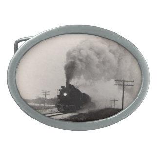 Railroading Belt Buckle
