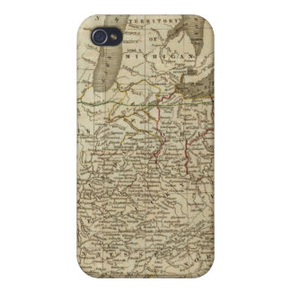 Railroads and Canals in the United States Cases For iPhone 4