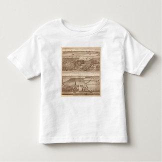 Railsback, Hackett ranches T Shirts