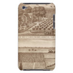 Railsback, ranchos de Hackett Case-Mate iPod Touch Protectores