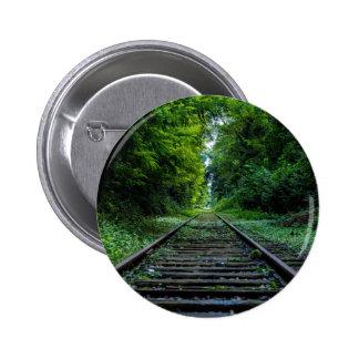 Railway 2 Inch Round Button