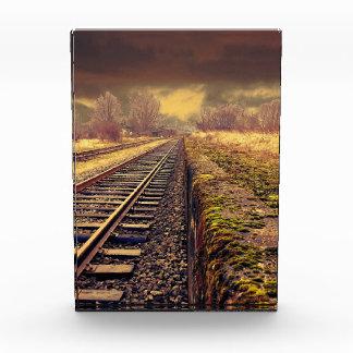 Railway Acrylic Award