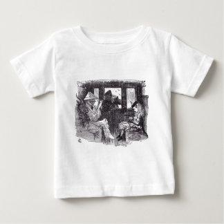 Railway Car Baby T-Shirt
