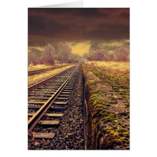 Railway Cards