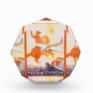 Railway Express Agency 1935 Award