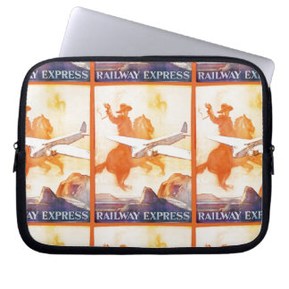 Railway Express Agency 1935 Computer Sleeve