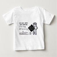 Railway Express Agency 1959 Infant T-Shirt