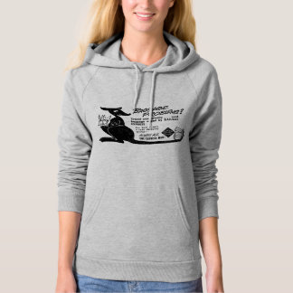 Railway Express Agency 1959 Ladies Hoodie