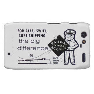 Railway Express Agency 1959 Phone Case Droid RAZR Covers