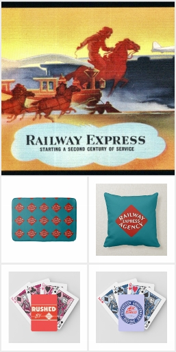 Railway Express Agency Collection