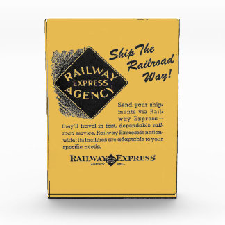 Railway Express; Ship The Railroad Way Award