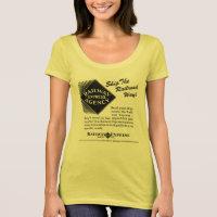 Railway Express; Ship The Railroad Way T-Shirt