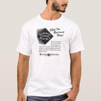 Railway Express - Ship The Railroad Way T-Shirt