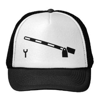 Railway gate trucker hat
