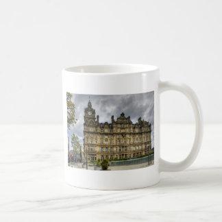 Railway Hotel Classic White Coffee Mug