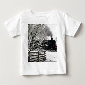 Railway in Snow Tee Shirt