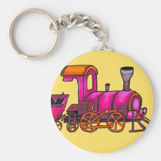 Railway Keychains