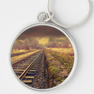 Railway Key Chain