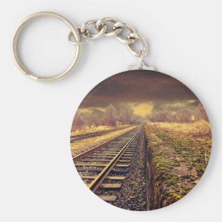 Railway Key Chains