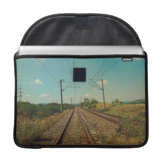 Railway Sleeves For MacBooks