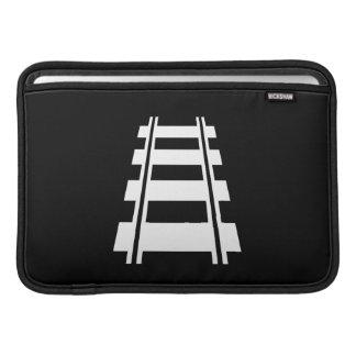 Railway Pictogram MacBook Air Sleeve
