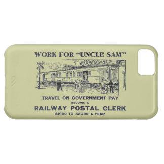 Railway Postal Clerk 1926 iPhone 5C Cover
