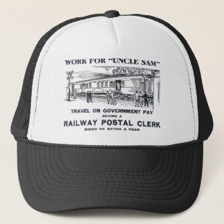 Railway Postal Clerk 1926 Trucker Hat