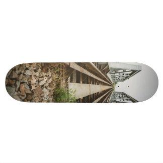 Railway Custom Skateboard