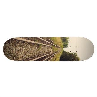 Railway Skate Deck