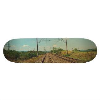 Railway Skate Board Decks