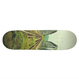 Railway Skate Board