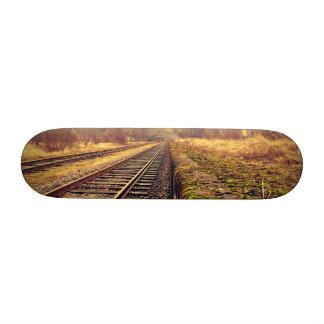 Railway Skateboard Deck