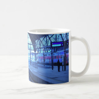 Railway Station Coffee Mug