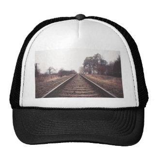 Railway to the Infinity Trucker Hat