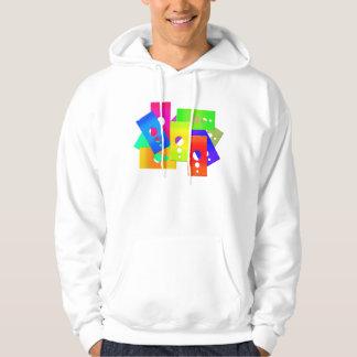 Raimbow Color Shapes T-shirt