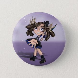 Raimei Murasaki Button